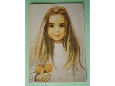 Duże zdjęcie 33. Dziewczynka z pomarańczami 1976