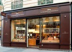 The best chocolate in Paris...