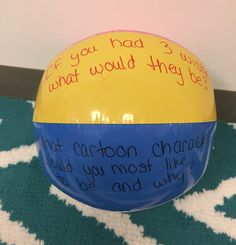 Creative Elementary School Counselor: Create Your Own Thumb Balls!