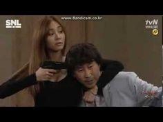 [CLIP] 130928 G.NA 지나 on SNL Korea [3/5]