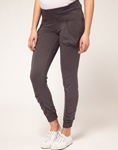 Enlarge ASOS Maternity Exclusive Seamed Track Pant