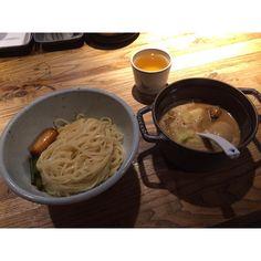#つけ麺#和醸良麺すがり#四条#京都#柚子#味玉モツつけ麺 by misakiii0625