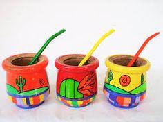 Risultati immagini per mates pintados Painted Flower Pots, Painted Pots, Cactus Clipart, Graduation Celebration, Terracotta Pots, Clay Pots, Decoupage, Clip Art, Pottery