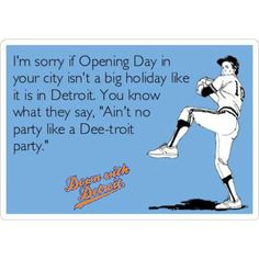 Who's ready for Opening Day!?