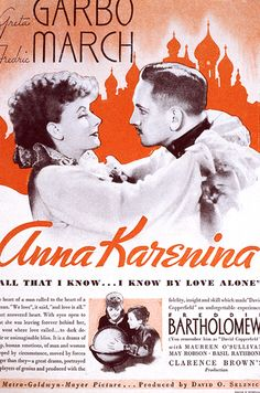 Fredric March Freddie Bartholomew, Fredric March, Anna Karenina, Movie Posters, Posters, Film Poster, Popcorn Posters, Film Posters