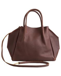 18f936b7146 Oliveve Zoe Tote In Brown Buffalo Cow Leather Cow Leather