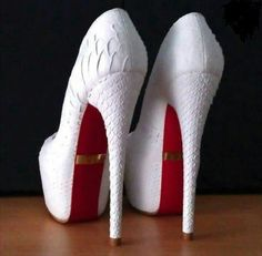 Long Heels/Red bottoms on Pinterest | Red Bottoms, Red Bottom ...