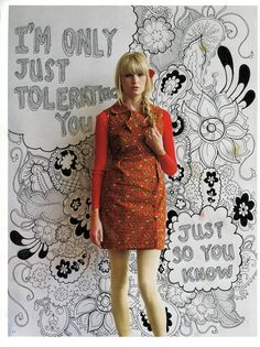 Natalie Perkins » I'm only just tolerating you