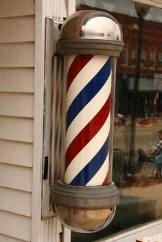 The History Of The Barber Pole And The Proud Family That Keeps It Alive | Cool Men's Hairstyles Pictures