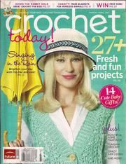 Crochet Today 2010-03 : Crochet Today : Free Download & Streaming : Internet Archive