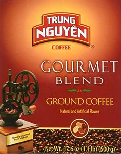 Trung Nguyen Gourmet Blend 176 Oz Pack of 2 >>> You can get more details by clicking on the affiliate link Amazon.com.