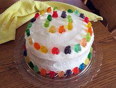 Gummy Bear Cake Recipe