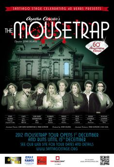 Murder on the orient express hercule poirot series book 10 the mousetrap play poster googleda ara fandeluxe Choice Image