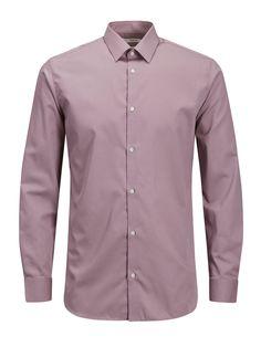 Non-iron pitkähihainen paita | JACK & JONES