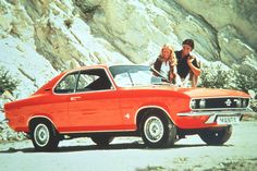 Opel Manta - 1970-1975