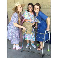 Elderly day: spirit day idea