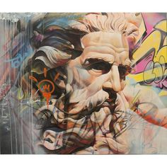 Pichi&Avo. #streetart #mural #graffitart