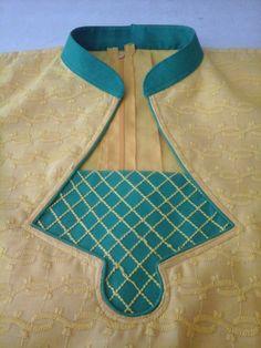 Shervani collar