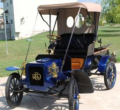 1905 Reo Model B Runabout
