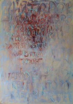 """Lidia Zdzieszyńska """"Autoportret"""", olej na płótnie, /""""Self portrait, oil on canvas/, 60x80cm, 2016"""