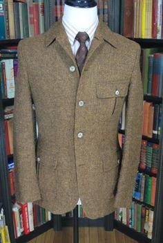 Great British wool explorer/hunting jacket