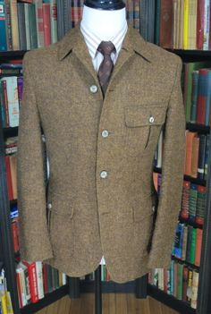 Great British wool explorer/hunting jacket