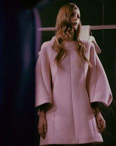 Dice Kayek Haute Couture SS15... Turkish designers create dollhouse inspired pieces via Dazed Magazine