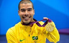Daniel Dias é ouro!
