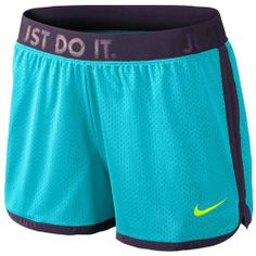 "Nike Icon 3.5"" Mesh Shorts - Women's on Wanelo"
