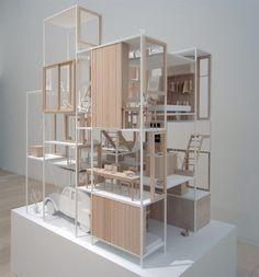Sou Fujimoto - House NA - model 02.jpg   相片擁有者 準建築人手札網站 Forgemind ArchiMedia