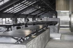 Flamingo Shanghai Office / Neri & Hu | AA13 – blog – Inspiration – Design – Architecture – Photographie – Art