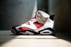 #AirJordan VI Retro 2014 Version Carmine #sneakers