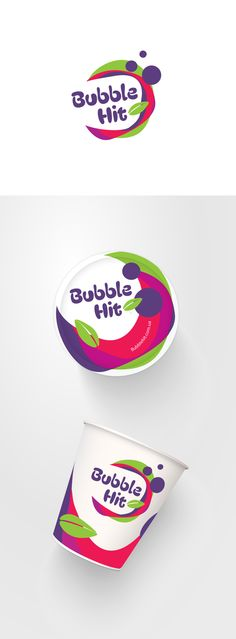 Logo and identity tapioca bubble tea on Behance Tapioca Bubble Tea, Bubble Milk Tea, Bubble Gum Brands, Bubble Drink, Juice Logo, Motion Logo, Tea Logo, Fruit Logo, Drinks Logo