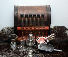Larp Alchemy/Apothecary Kit by Versalla on Etsy