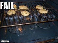 Desastre en la cocina 7