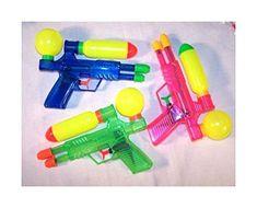 Water Sports # 81000-7 CSG X1 Small Squirt Water Guns Pistol 12