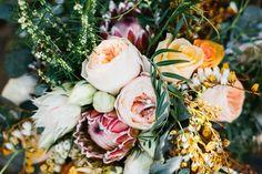 Casamento colorido do celeiro de DIY no Coronation Salão Brisbane