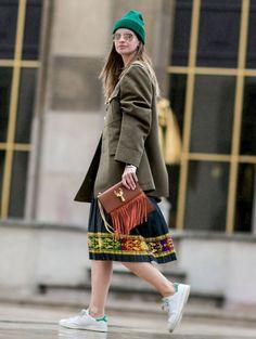 People @ Parijs Haute Couture Week s/s 2015   ELLE