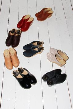 no. 6. so much clogs love