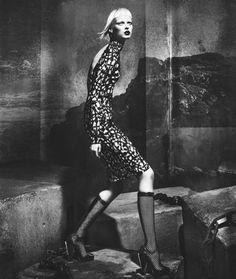 Fall 2012 Fashion Ad Campaigns: Versace