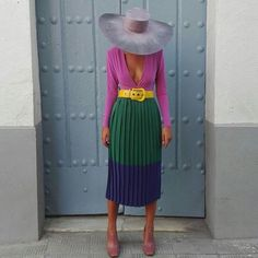 komole kandids series 1 house of deola aso oke nigerian wedding fashionghana 13 - PIPicStats Mode Outfits, Chic Outfits, Fashion Outfits, Womens Fashion, Fashion Tips, Fashion Beauty, Fashion Looks, Style Fashion, Paris Chic