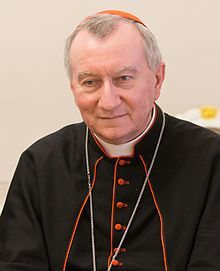 Pietro Parolin - Wikipedia