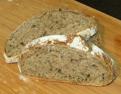 Cooking with Carlee: Garlic Herb No-Knead Whole Wheat Bread