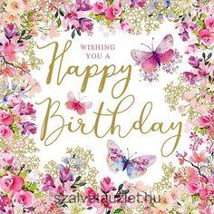 Happy Birthday! Boldog Születésnapot!