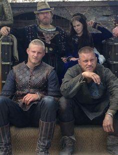 Behind the scenes - S3 #vikings