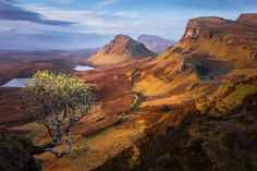 The Quiraing, Isle of Skye, Scotland by Billy Currie - Photo 110124163 - 500px