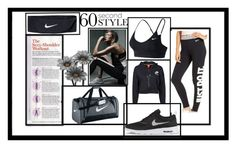 """""""Nike"""" by princess-erika15 ❤ liked on Polyvore featuring NIKE, women's clothing, women's fashion, women, female, woman, misses and juniors"""
