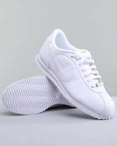 45d03ffe4816 Кроссовки найк кортес женские Nike Cortez All White, All White Nike Shoes,  Best White