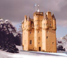 Craigievar Castle Aberdeenshire,Scotland. I