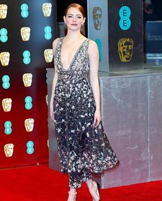 Click the link in our bio for all of the best looks from the BAFTAs including Emma Stone's gorgeous Chanel Couture ensemble  Getty Images  via INSTYLE AUSTRALIA MAGAZINE OFFICIAL INSTAGRAM - Fashion Campaigns  Haute Couture  Advertising  Editorial Photography  Magazine Cover Designs  Supermodels  Runway Models